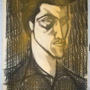 autoportrait001-ap-des-50x65-cc