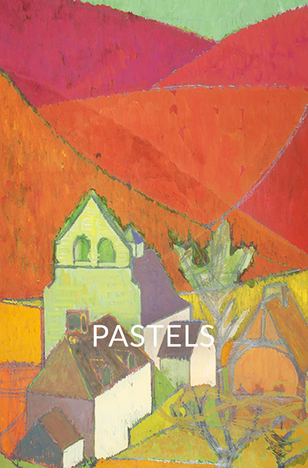 Timoleonthos - Pastels et dessins